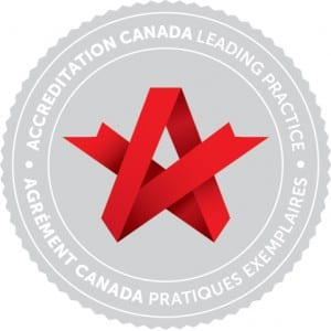Accreditation Canada Leading Practice