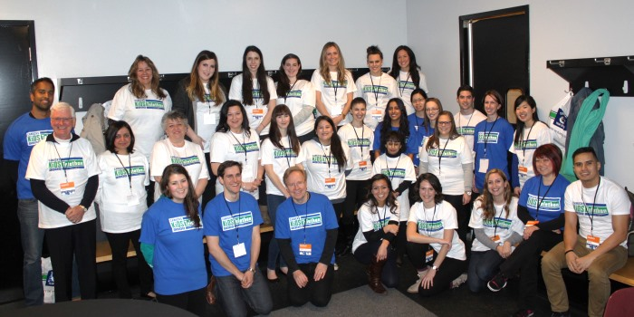 Canuck Place Volunteers
