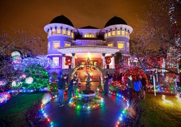 Lighting of the House 2015