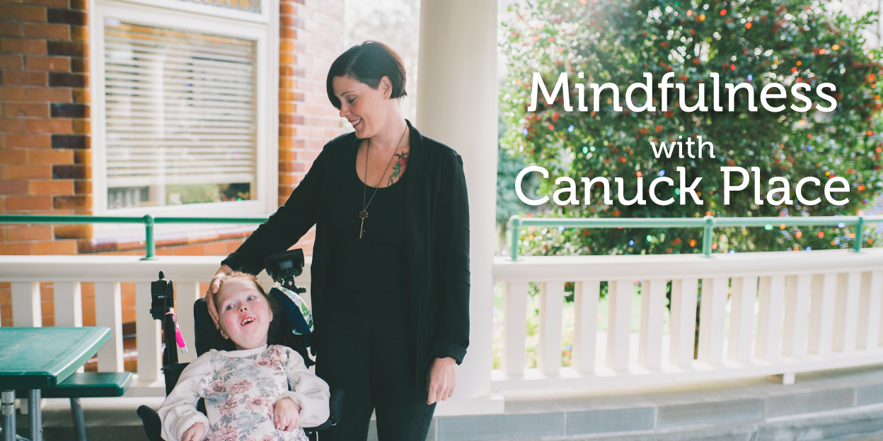 mindfulness with Canuck Place