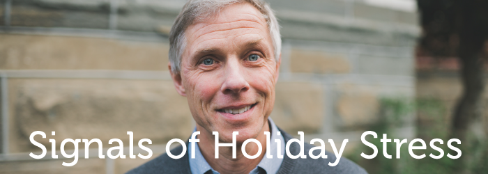 Signals of Holiday Stress