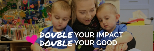 Canuck Place - Double your impact double your good